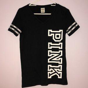 PINK Victoria's Secret V-Neck Tee Shirt
